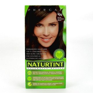 Naturtint 4n Permanent Hair Color Chestnut Brown 165 Ml 11 69
