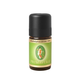 Primavera Eukalyptus citriodora bio ätherisches Öl 5 ml