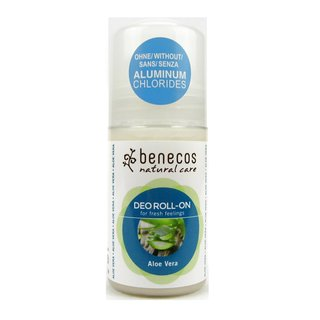 Benecos Deo Roll-on Aloe Vera vegan 50 ml