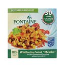 Fontaine Wild Salmon Salad Mexico in organic tomato...