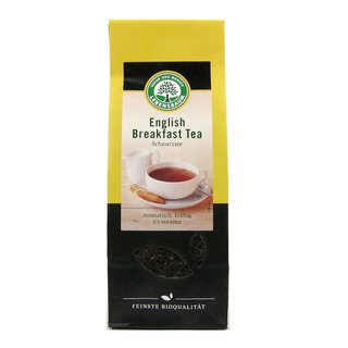 Lebensbaum English Breakfast Tea Schwarztee lose bio 100 g Tüte