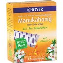 Hoyer Manukahonig MGO 150+ aktiv Liquid Sticks bio 96 g